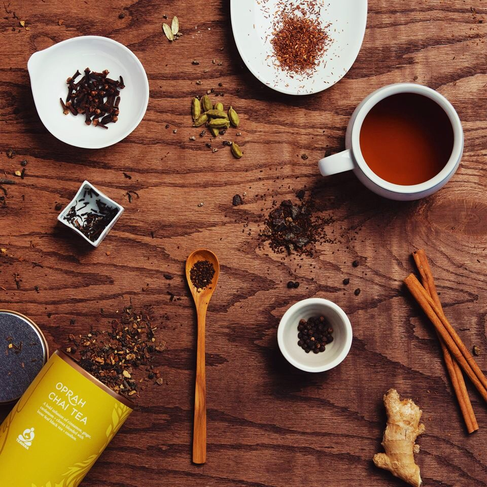 chai ingredients