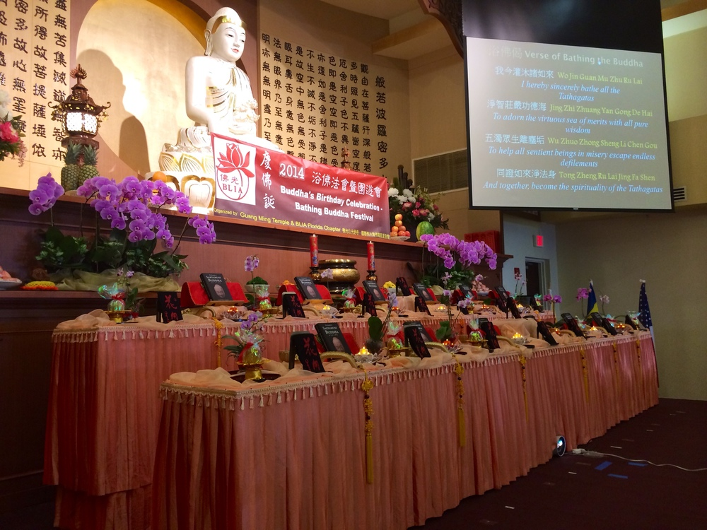 Buddha Offerings