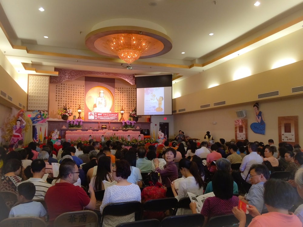 Vesak Ceremony