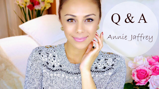 Annie Jaffrey Q&A