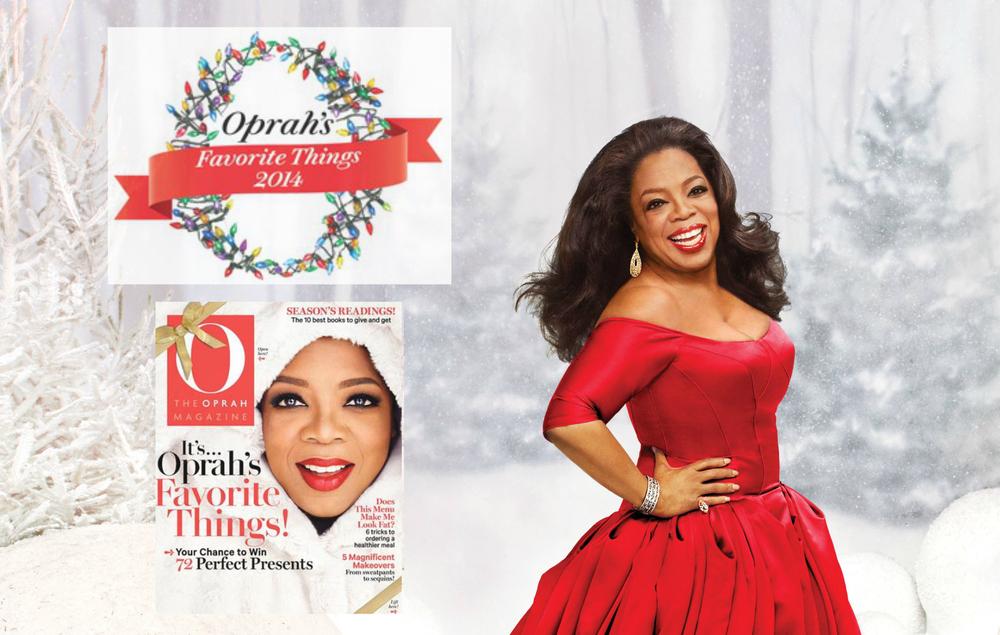 Oprah's Favorite Things 2014