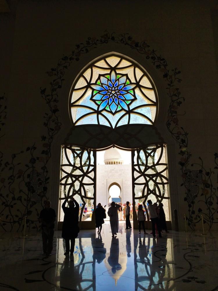 Sheikh Zayed Grand Mosque Abu Dhabi Metanoia Living