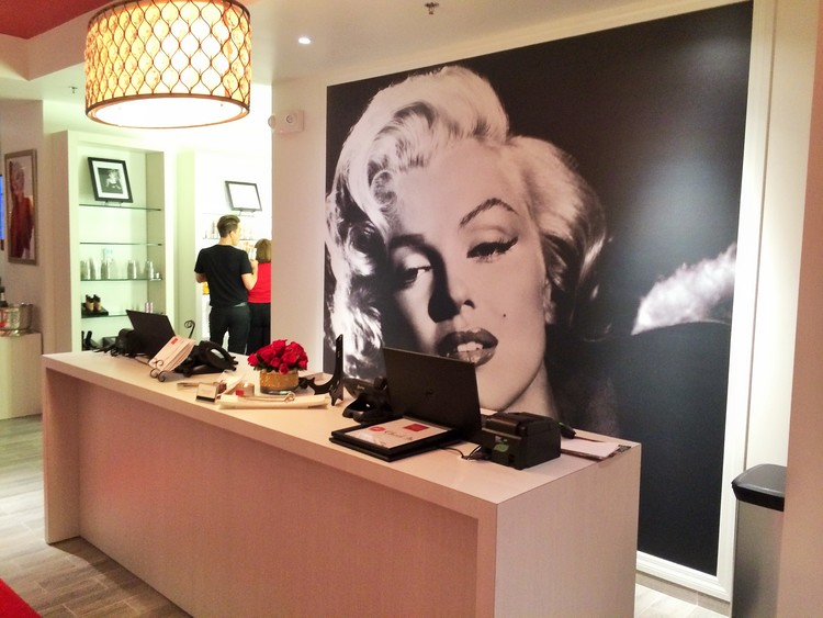 Marilyn Monroe Spas Hyatt Regency Grand Cypress