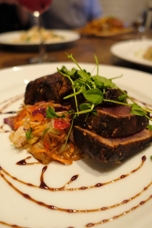 Nova restaurant orlando- aji tuna