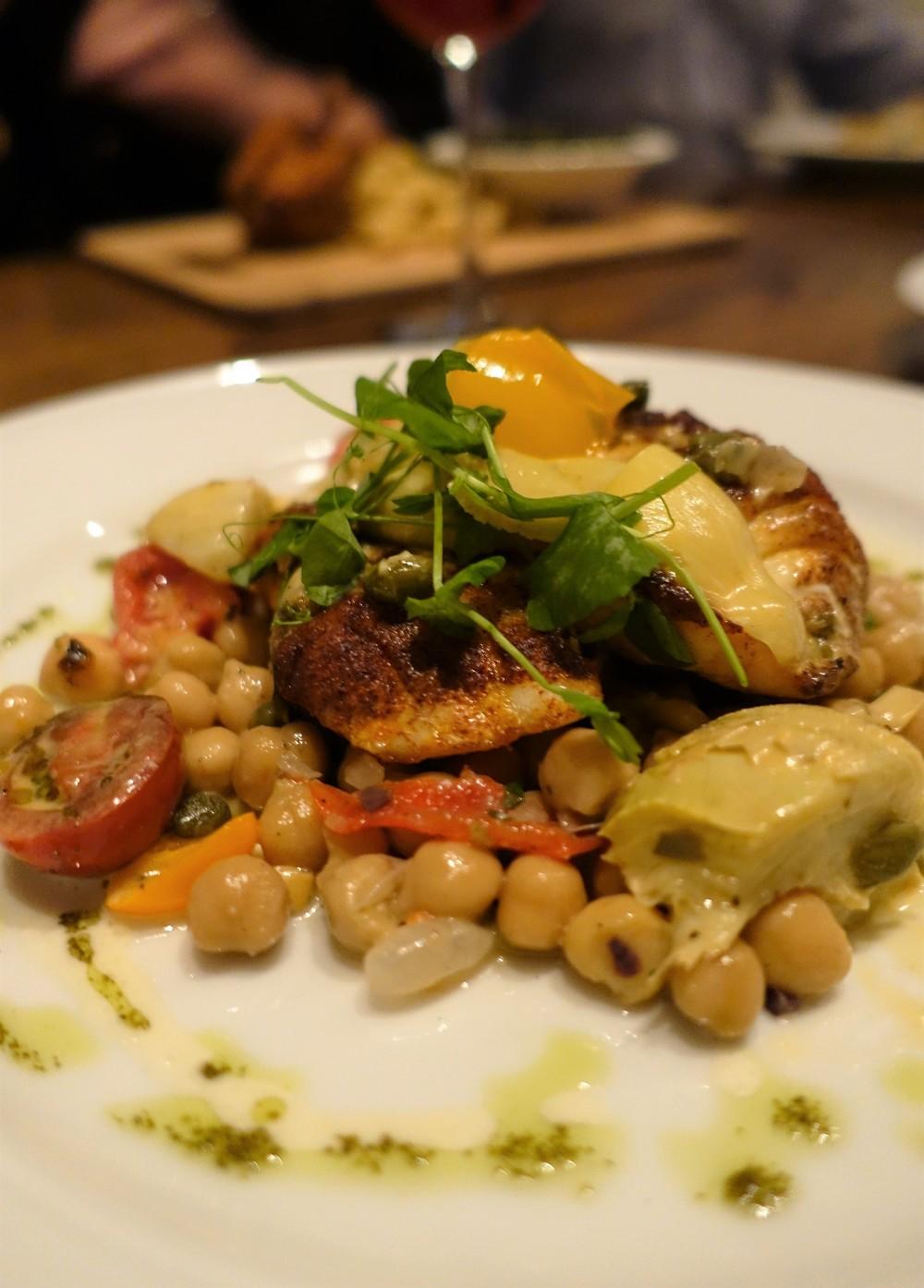 Nova restaurant orlando- grouper