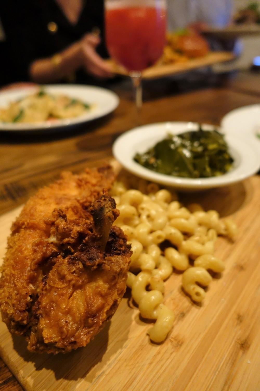 Nova restaurant orlando- duck fat fried chicken