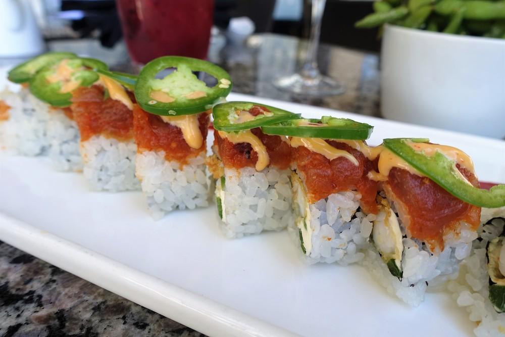 sushi umi park ave