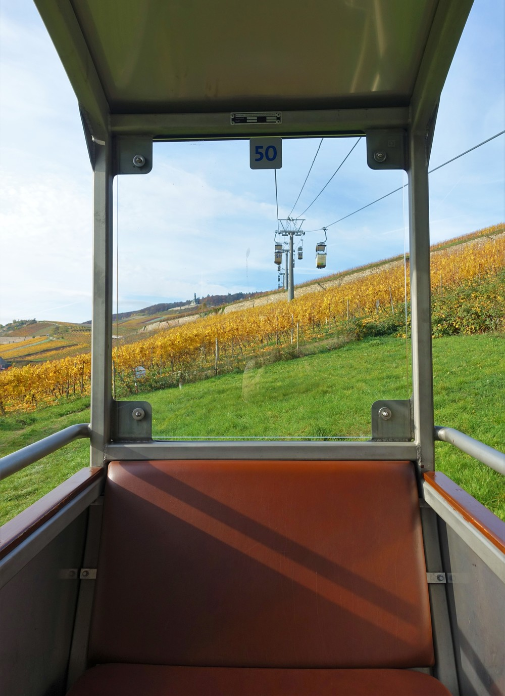 Seilbahn Rüdesheim - Cable Car