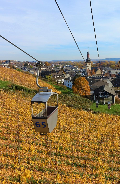 Rudesheim cable car