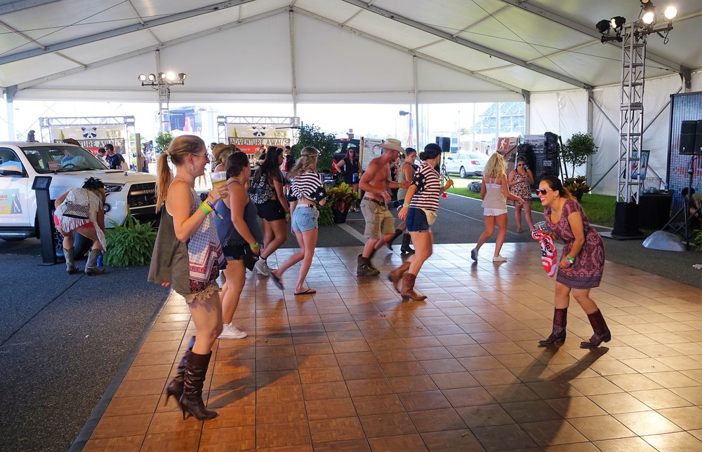 "Country 500 Festival- ""Adventure Awaits"" Line Dancing"
