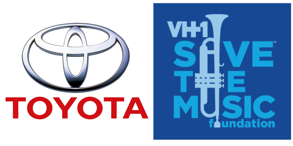 Toyota - VH1 Save the Music