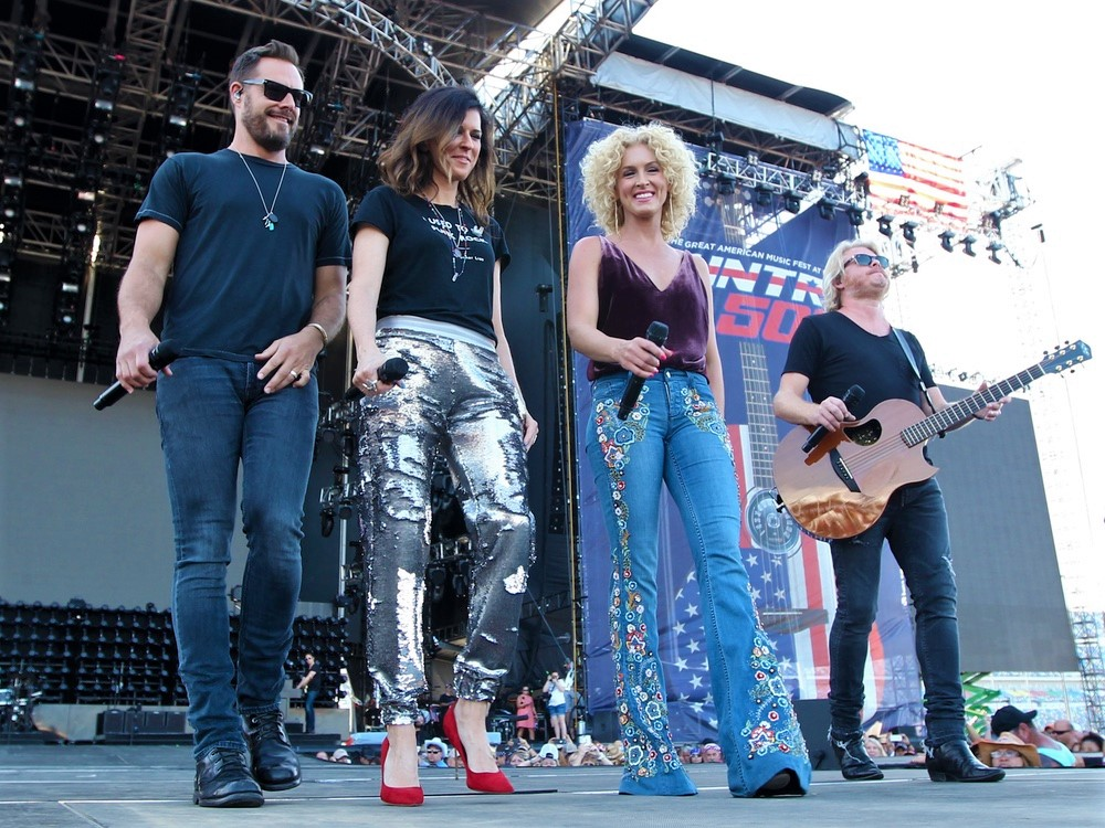 Little Big Town- Country 500