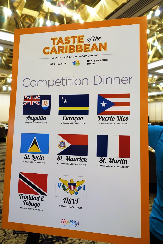 taste of the caribbean 2016
