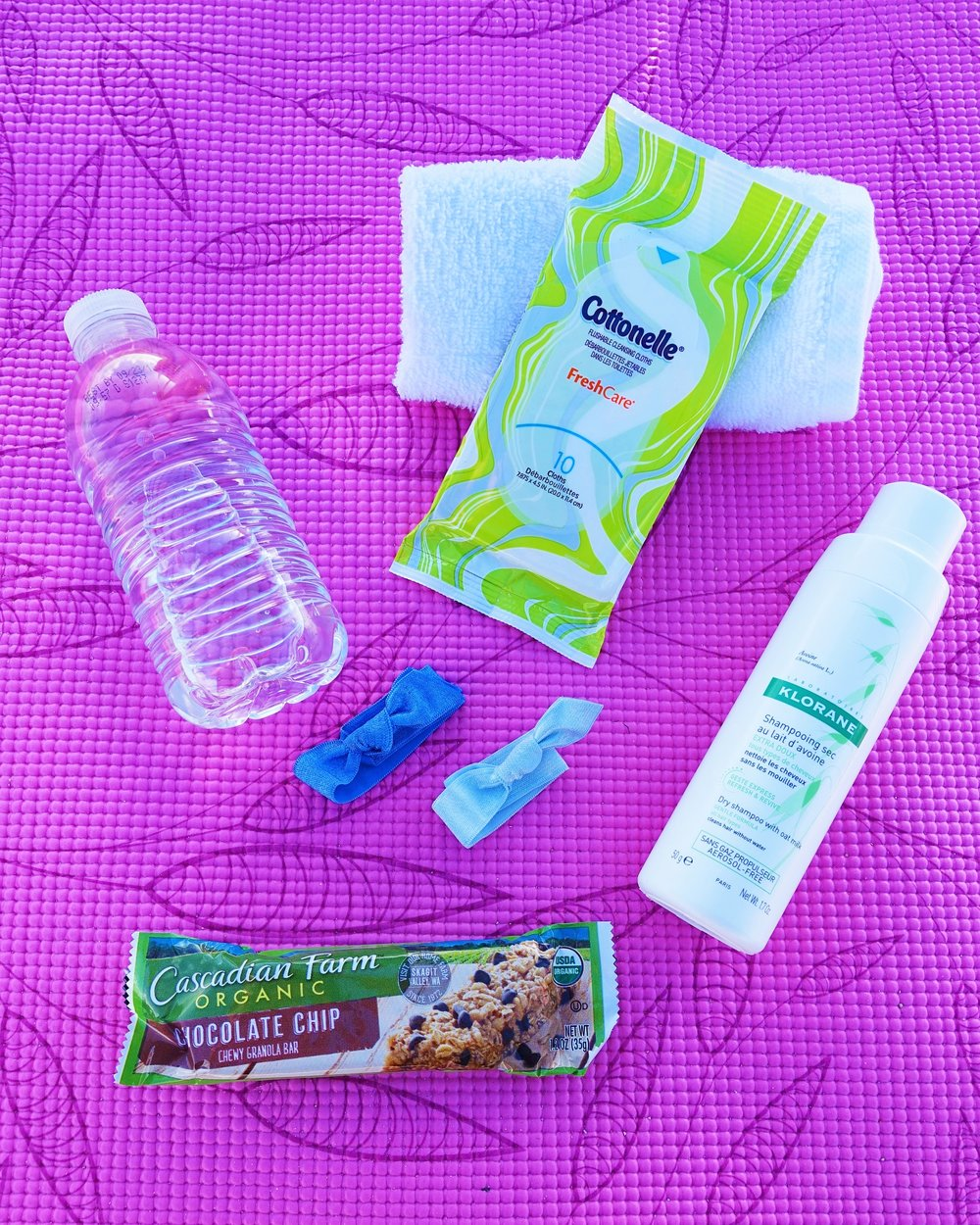 Yoga Bag Essentials