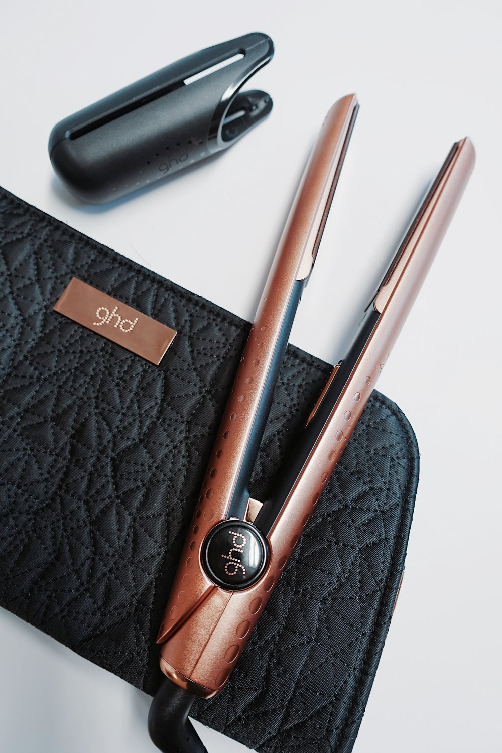 ghd copper flatiron