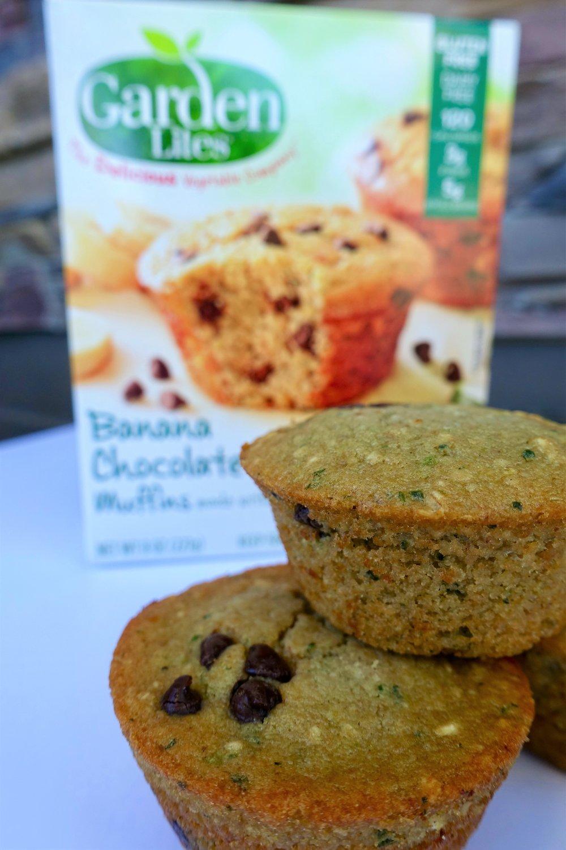 Garden Lite muffins