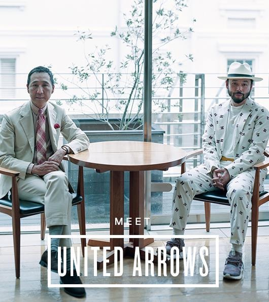 United Arrows - Gap + GQ