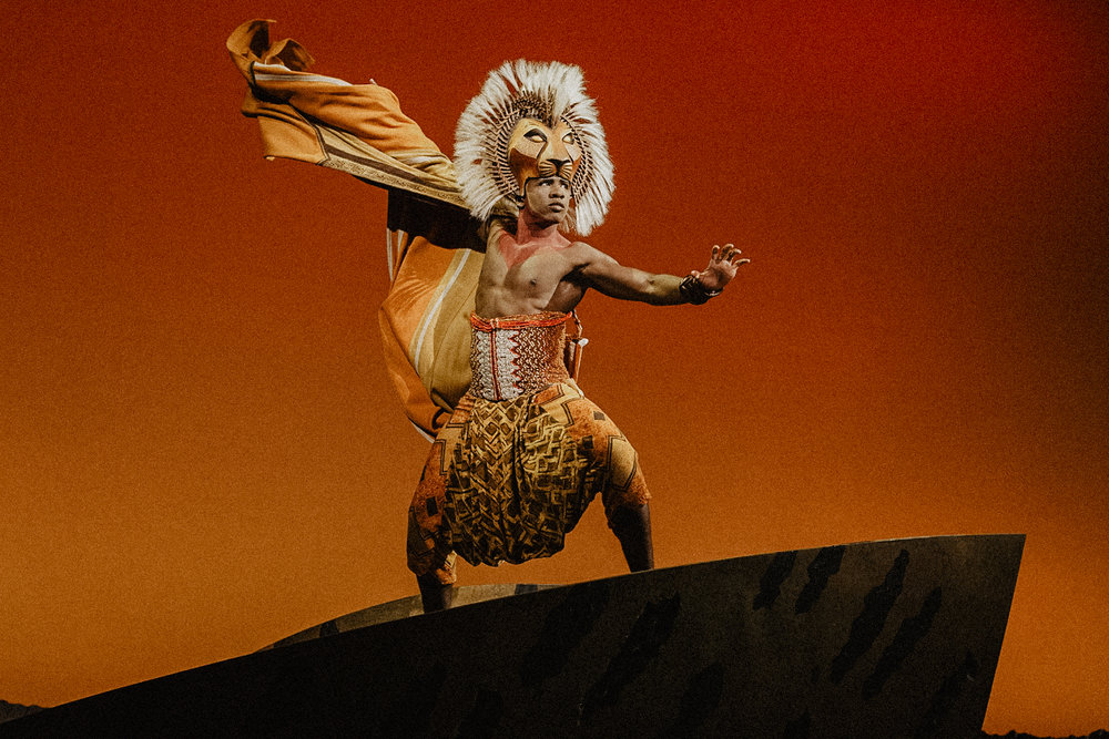 The Lion King at The Doctor Phillips Center