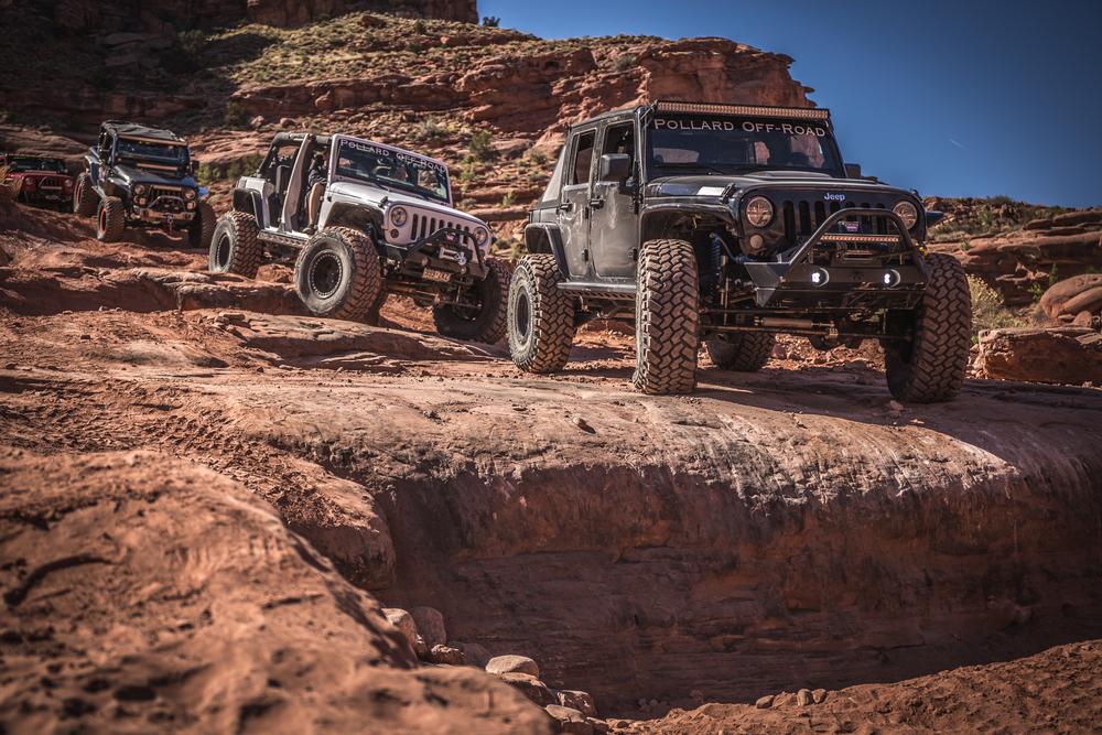 Easter Jeep Safari, Moab, UT
