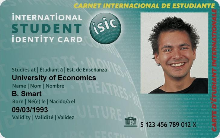 Aplica AQUI - Carnet de Estudiante ISIC