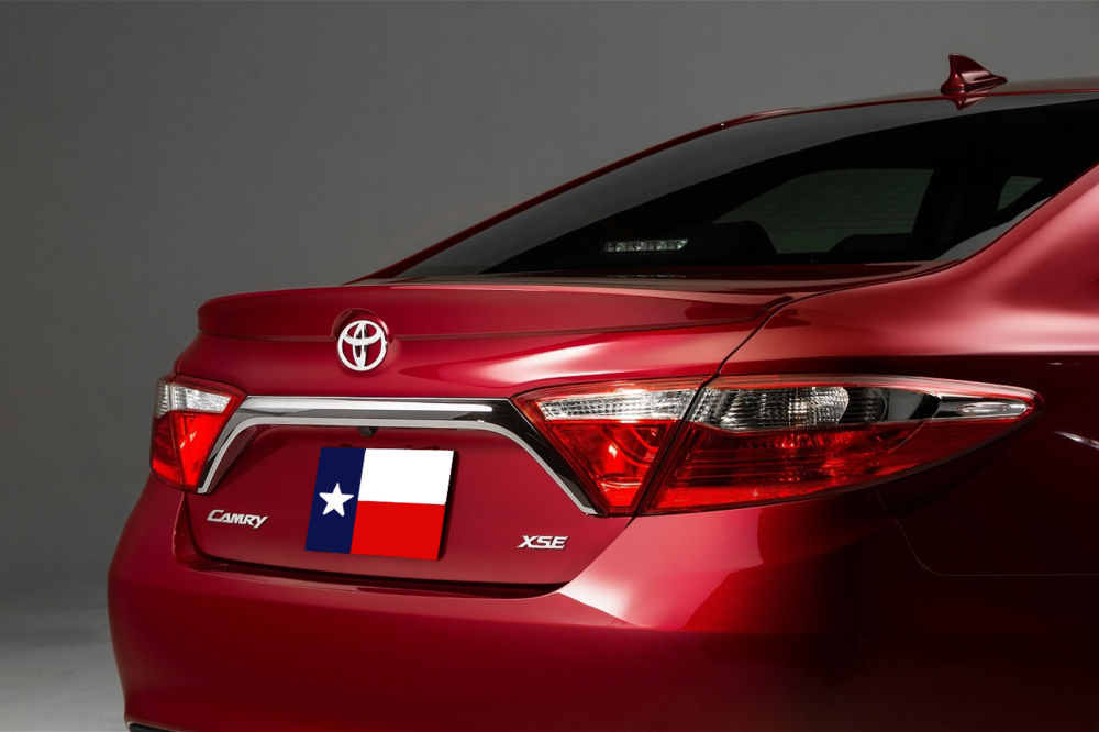 Toyota Camry Lip Spoiler (2015+)