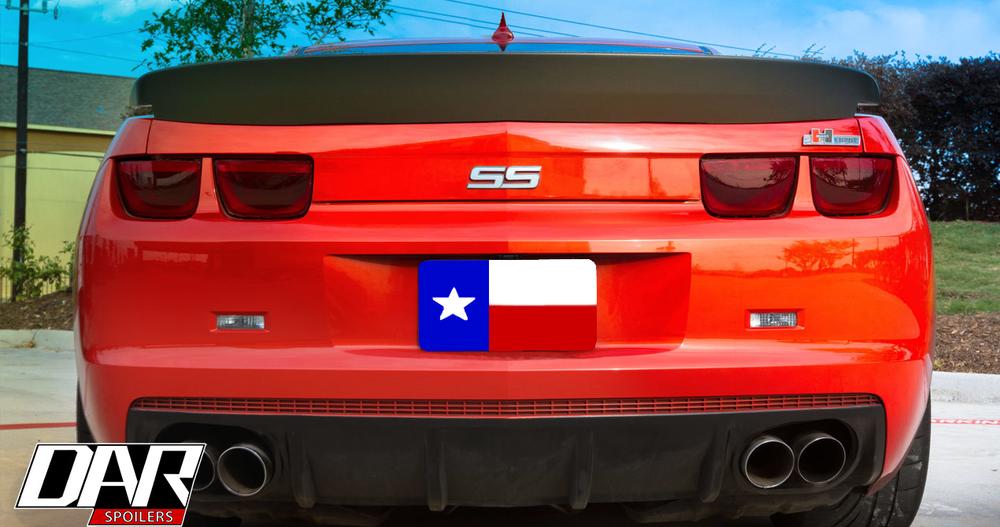 Chevy Camaro Spoiler (2010-2013)