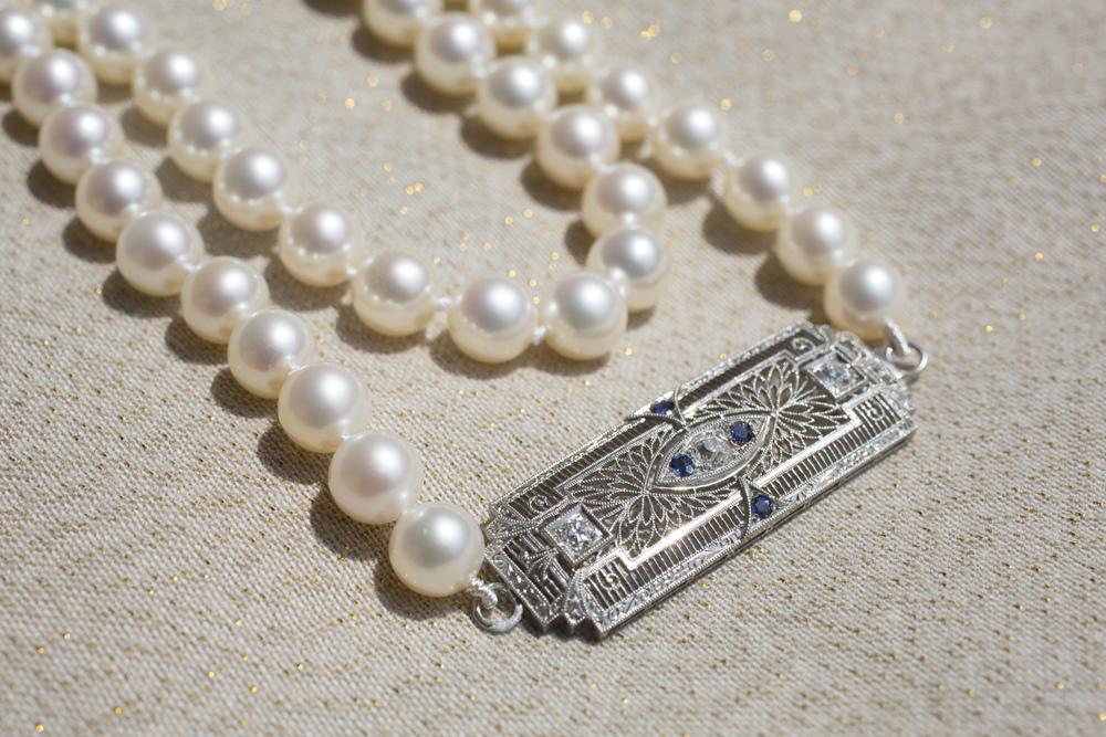 Jen Zindel FWP Platinum Diamond Sapphire VCON Pin to Clasp Necklace_13.jpg