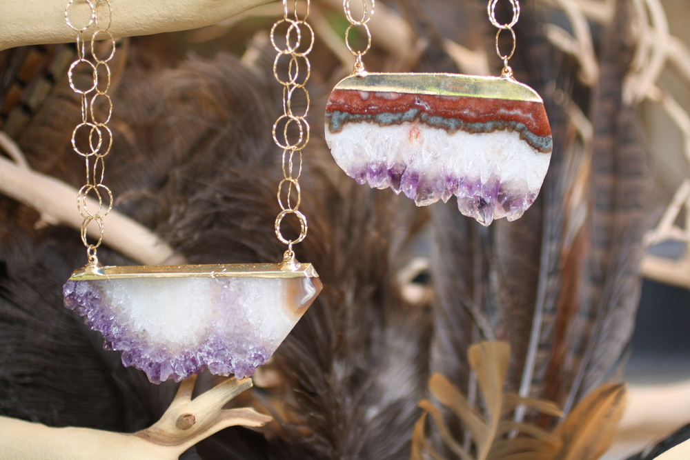 Geode Cave Double Bail Necklace_02.JPG