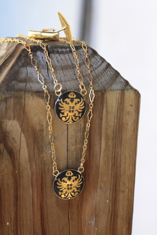 Crest Vintage Inspired GF Chain Necklace_24.jpg