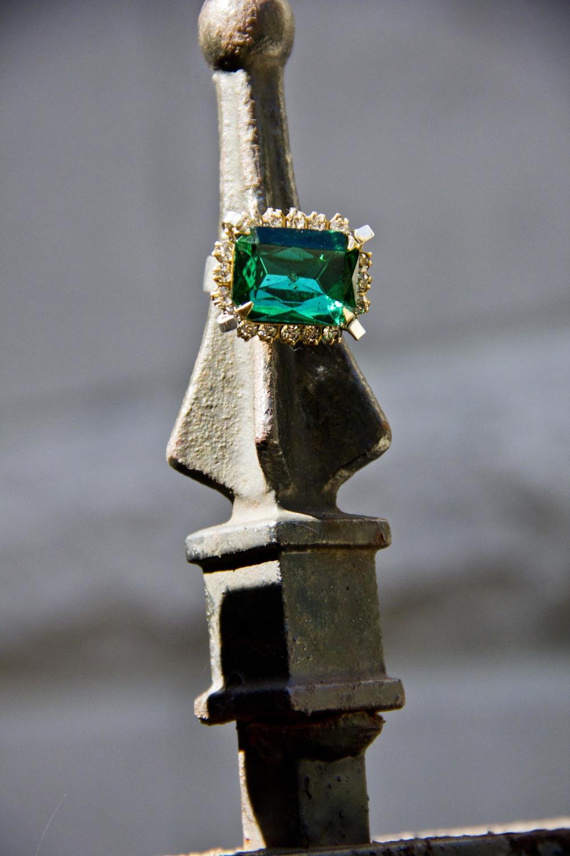 Green Rectangle Rhinestone SS Ring_01.jpg