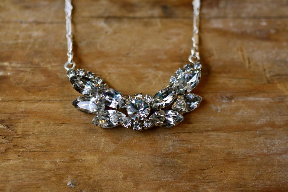 Mindy Bohmer VCON Vintage Bridesmaids Flower Girl Necklaces_03.JPG