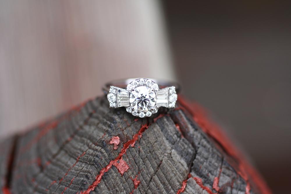 Andrea & Marty - Vintage Inspired Diamond WG Custom Ring_01.JPG