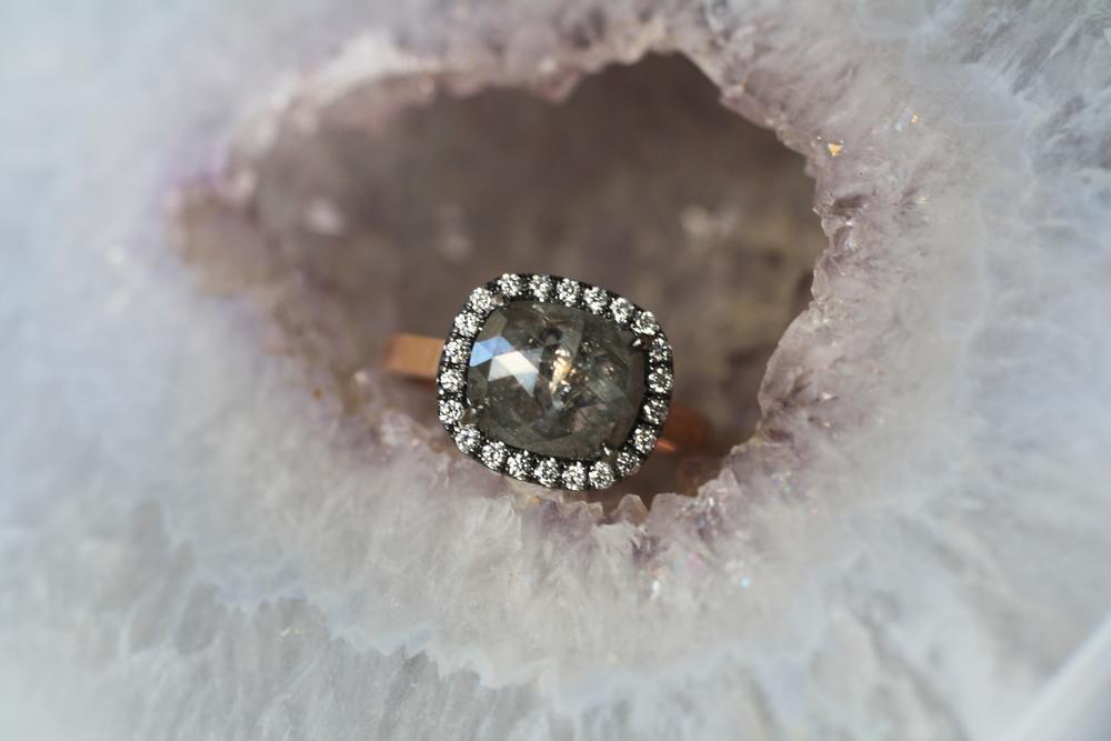 Hope & Scott Grey Diamond RG Engagement Ring_15.JPG