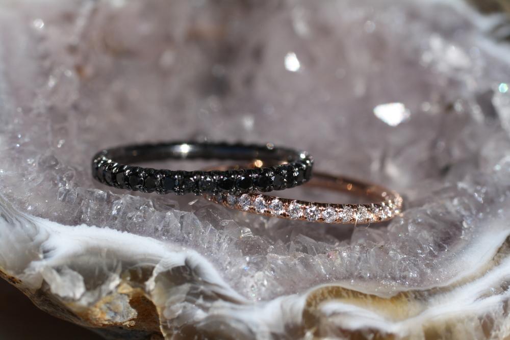 RG Diamond & Black Diamond Rhodium Eternity Ring_06.JPG