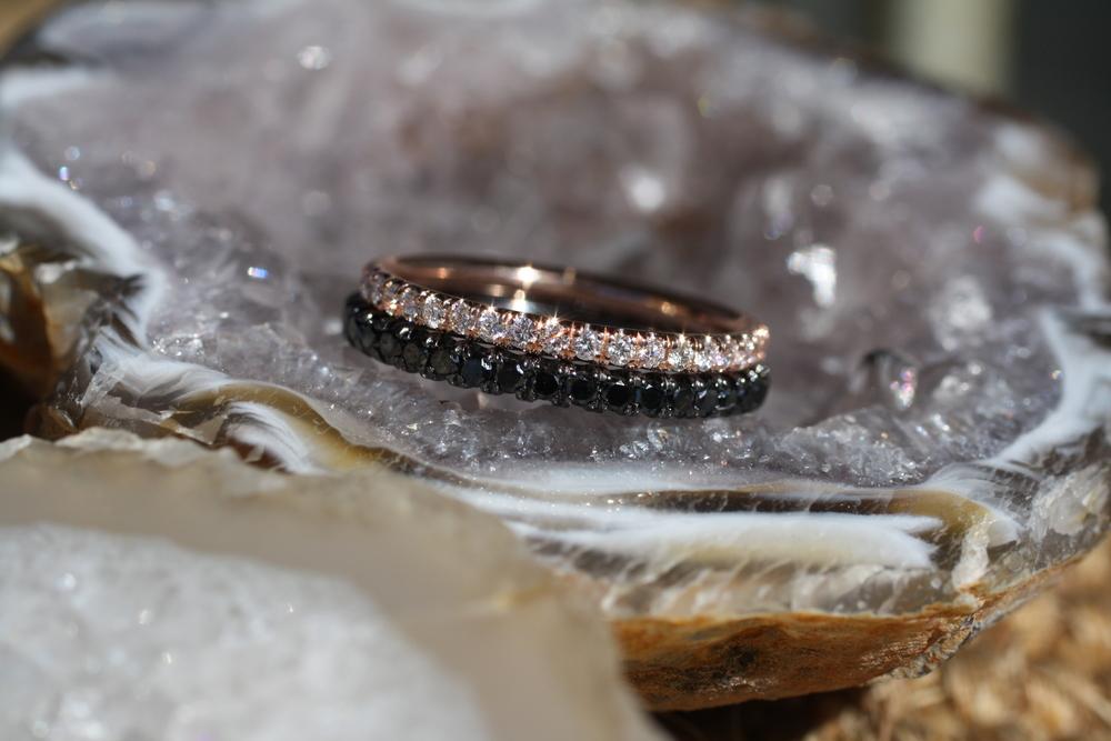 RG Diamond & Black Diamond Rhodium Eternity Ring_16.JPG