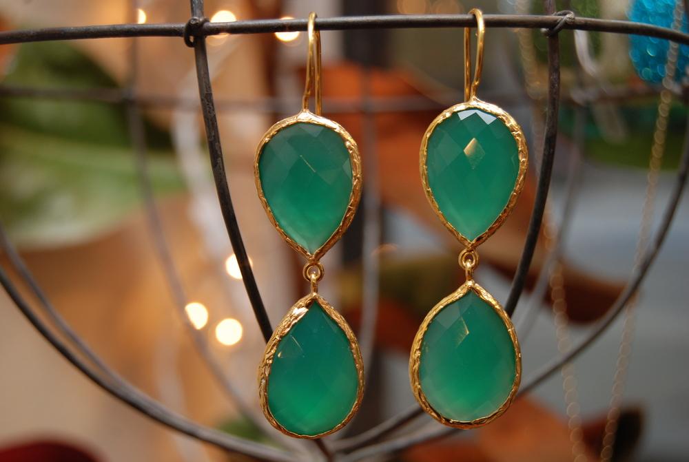 Green Onyx Double Drop GP Earrings_03.JPG