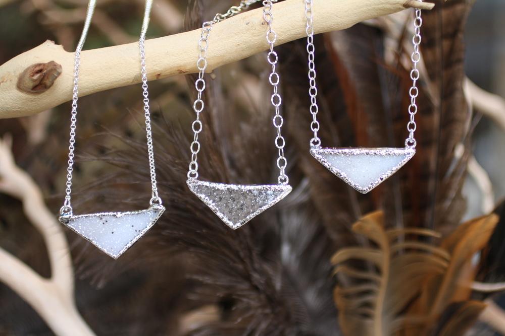 Triangle Druzy SS Chain Necklace_15.JPG