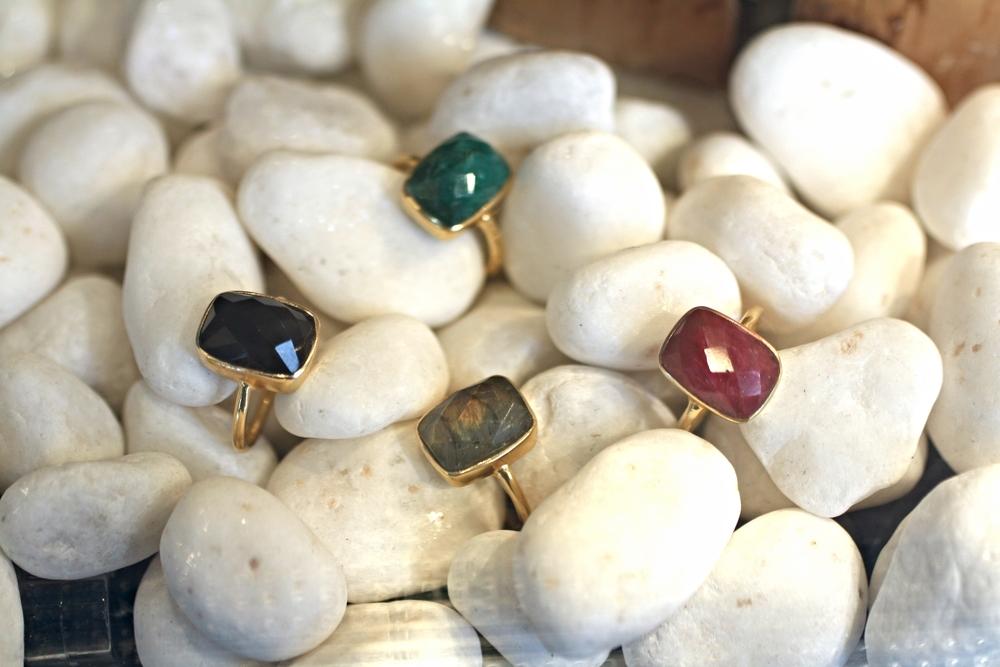 Rectangle Gemstone GP Prototype Ruby Emerald Labradorite Black Onyx Rings_08.JPG