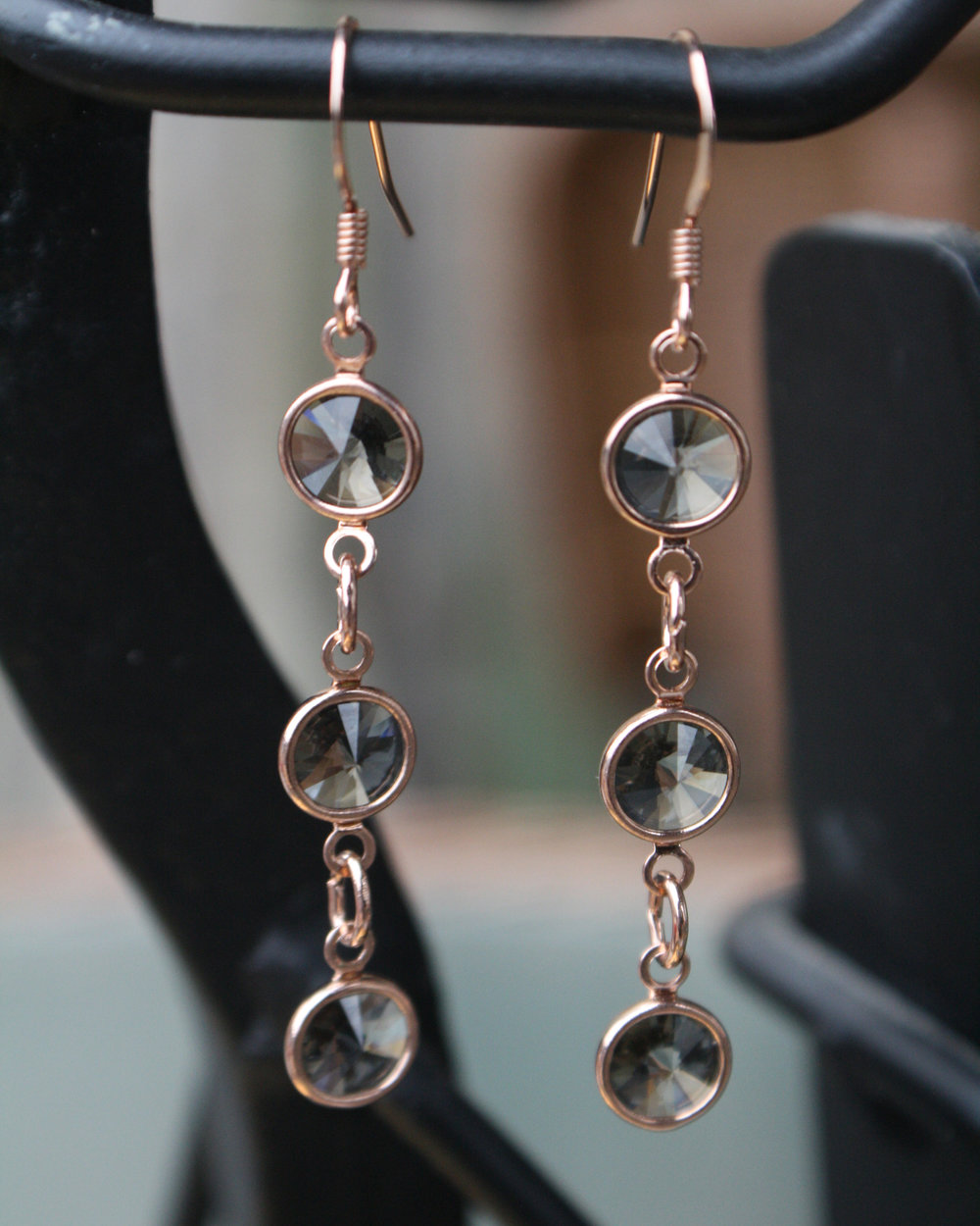 Midnight Madness Rose Gold Crystal Black Swarovski Earrings_14 copy copy.jpg