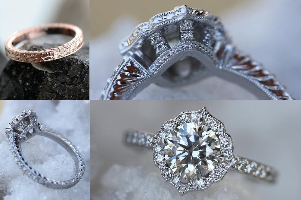 Hank Miller Custom Diamond Engagement Ring POV.jpg