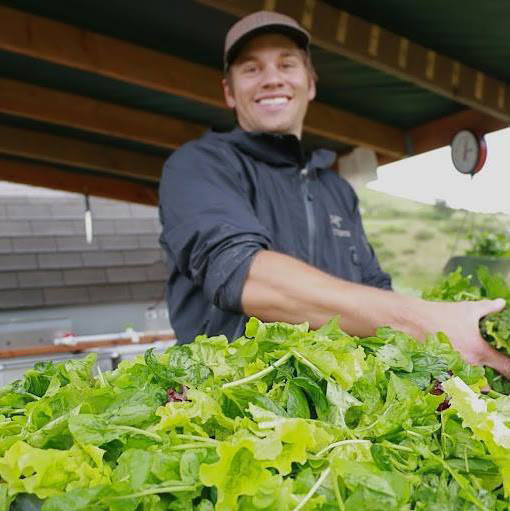 Garrison Schulte has managed the Lyons Farmette venues and farm for 6 years. He can fix most things and loves teaching about the Farmette's drip system and our hoop house. Garrison graduated from the horticulture department at Colorado State University.