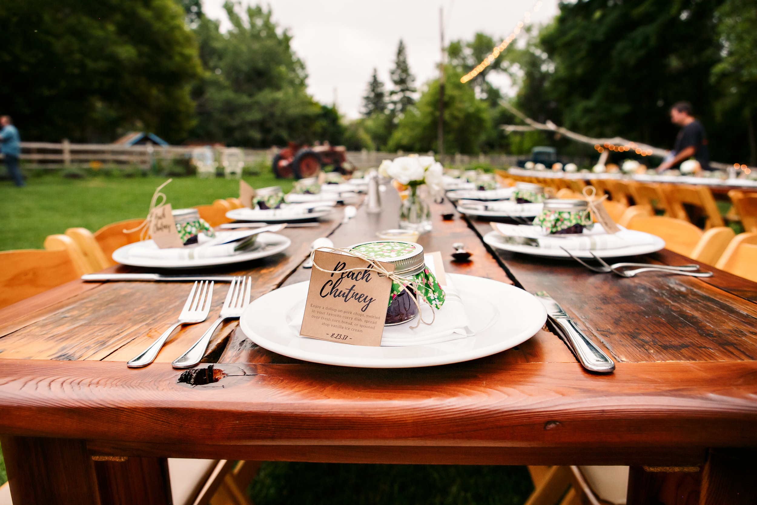 Farm Dinners The Lyons Farmette River Bend - Farm to table denver