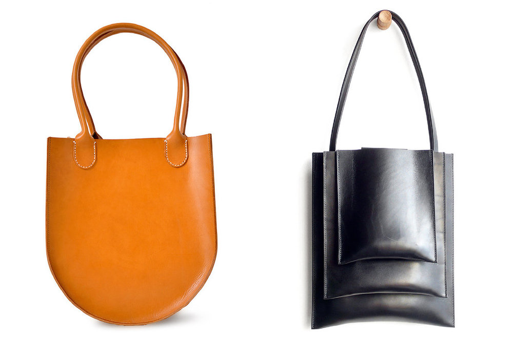 Nice to see the Russell Bag and Stack Tote featured in the  NY Times last week!