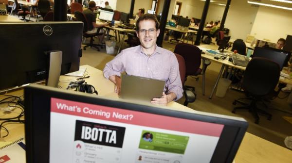 Bryan Leach, founder of Ibotta