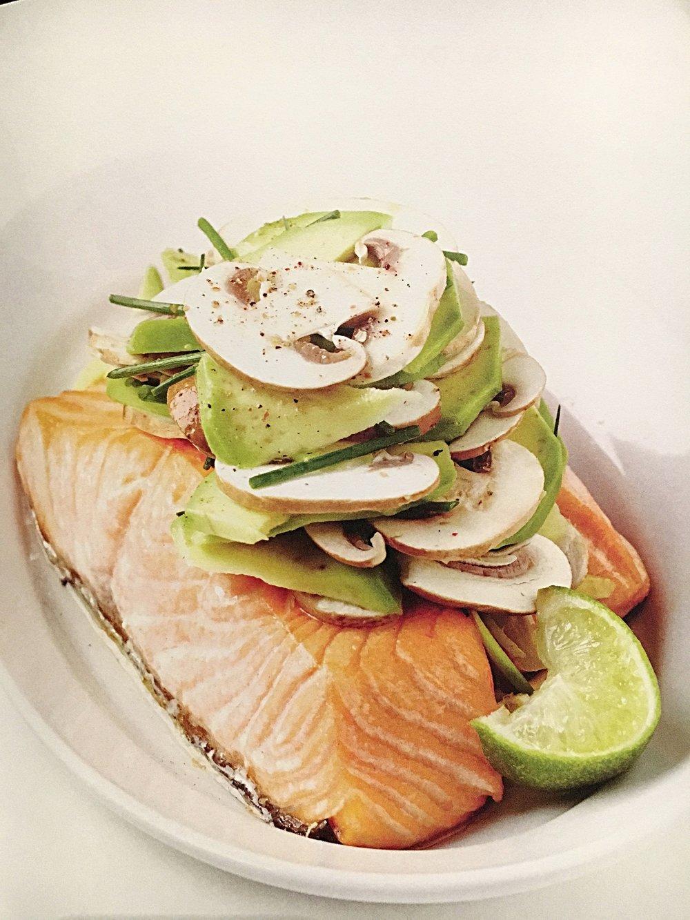 Salmon - Prep Time: 15 minsCook Time: 20 mins