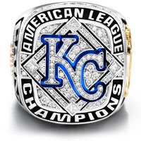 Can't wait to see the World Series Championship ring...we loved the 2014 AL Championship rings for the Royals!
