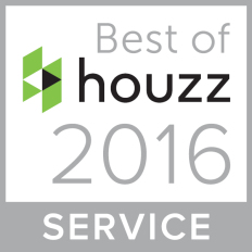 Oh that thing? Yeah, the Houzz community voted and we won this award.