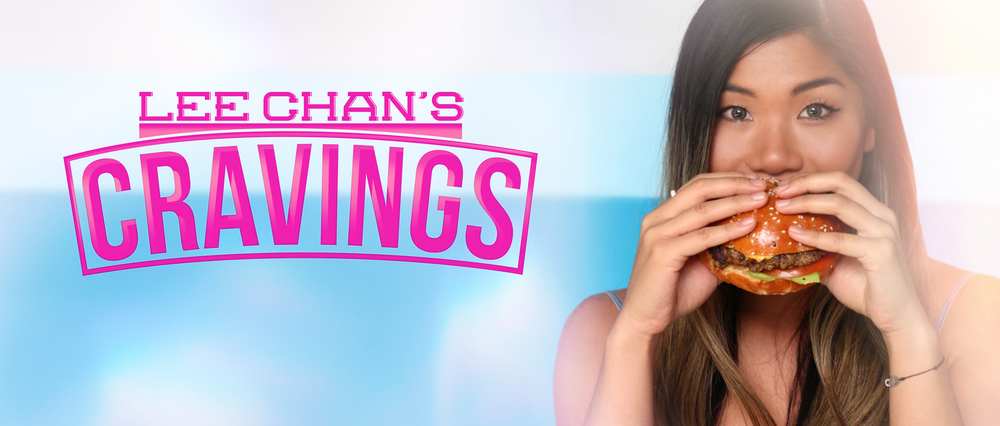 Lee Chan's Cravings  is the latest series with TV presenter Lee Chan.
