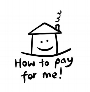Mortgage repayments icon