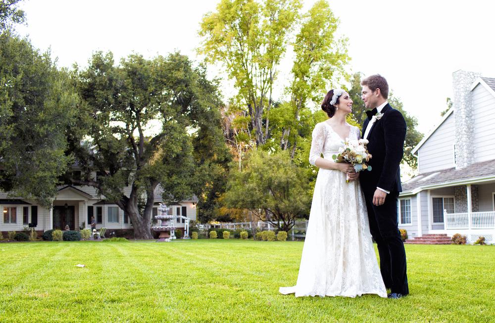 KARINE & BRIAN November2014 Private Residence - Santa Clarita Hills, CA PhotographerCameron Jordan